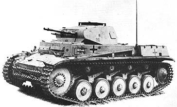 PzKPfw II Ausf. F - vaterland.pl
